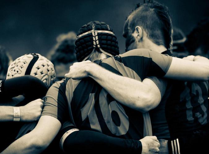 Sports collectifs rugby - Le collectif - Vêtements personnalisés